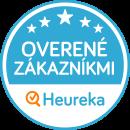 Overené zákaznikmi - Heureka
